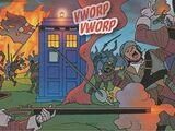 Dog of War! (comic story)