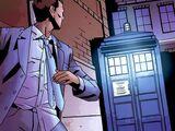 The Big, Blue Box (comic story)