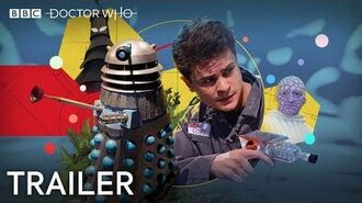 Mission to the Unknown Recreation Trailer Doctor Who