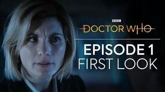 FIRST LOOK Episode 1 The Woman Who Fell To Earth Doctor Who