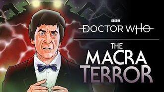 The Macra Terror Trailer Doctor Who
