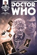 Third Doctor Titan Comics Issue Five Cover B