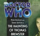 The Haunting of Thomas Brewster (audio story)