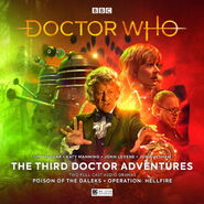 Third Doctor Adventures Vol 6