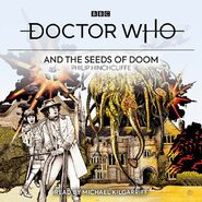 Doctor Who and the Seeds of Doom audiobook