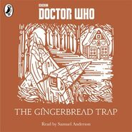 The Gingerbread Trap audiobook cover