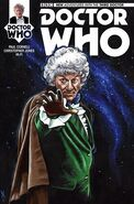 Third Doctor Titan Comics Issue Five Cover D