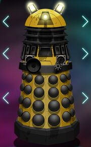 Dalek Hack Yellow