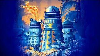 The Daleks' Master Plan Vinyl Trailer Doctor Who
