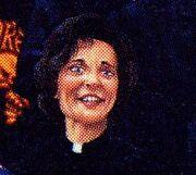 Reverend Annie Trelaw in Happy Endings