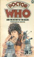 Destiny of The Daleks novel