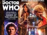 Order of the Daleks (audio story)