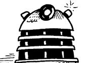 Dalek (Regeneration of a Dalek)