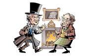 Medicinal Purposes caricature (DWM 351)