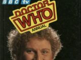 Doctor Who Annual 1985