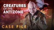 The Antizone Case Files Doctor Who