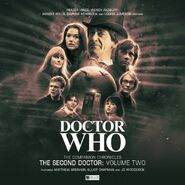 The Second Doctor Volume Two alt cover