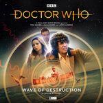 Wave of Destruction vinyl cover