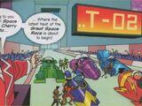 Space Race (comic story)