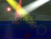 PROBE title sequence