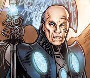 Rassilon Cyberman