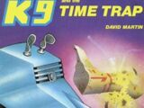 K9 and the Time Trap (novel)