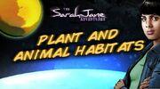 Plant and animal habitats1