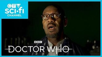 Doctor Who Season 12 Behind the Scenes with Sir Lenny Henry