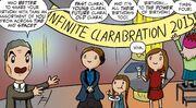 Infinite Clarabration
