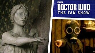Steven Moffat On Writing For Doctor Who, Weeping Angels & MORE! - Doctor Who The Fan Show