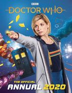 Doctor Who The Official Annual 2020