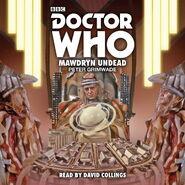 Mawdryn Undead audiobook