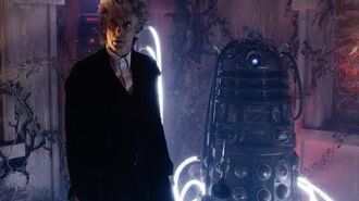 Why Doctor Who brought back Rusty the Dalek
