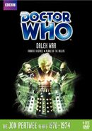 Dalek War DVD US box set cover