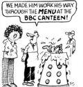 Doctor Who DWM 99