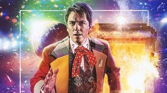 Captain Jack Meets The Sixth Doctor? The Lives Of Captain Jack Doctor Who