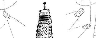 Famous Daleks No 1