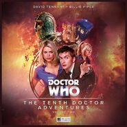 The Tenth Doctor Adventures- Volume Two