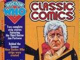 Doctor Who Classic Comics