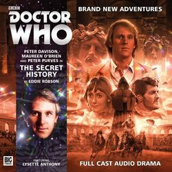 The Secret History cover