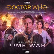Eighth Doctor Time War 3