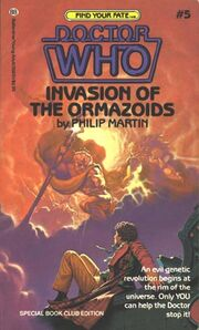 Invasion of the Ormazoids US