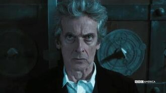 Peter Capaldi as the Twelfth Doctor Doctor Who BBC America