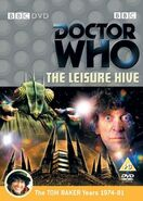 The Leisure Hive DVD UK cover