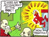 Doctor Who DWM 181