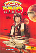DW Colouring Book 1978
