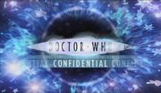 Doctor Who Confidential Xmas 2007 logo