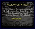 Radiophon-A-Tron Loading Page