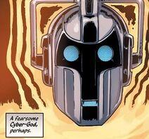 Cyber-God