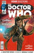 Four Doctors Issue 2 Cover 1